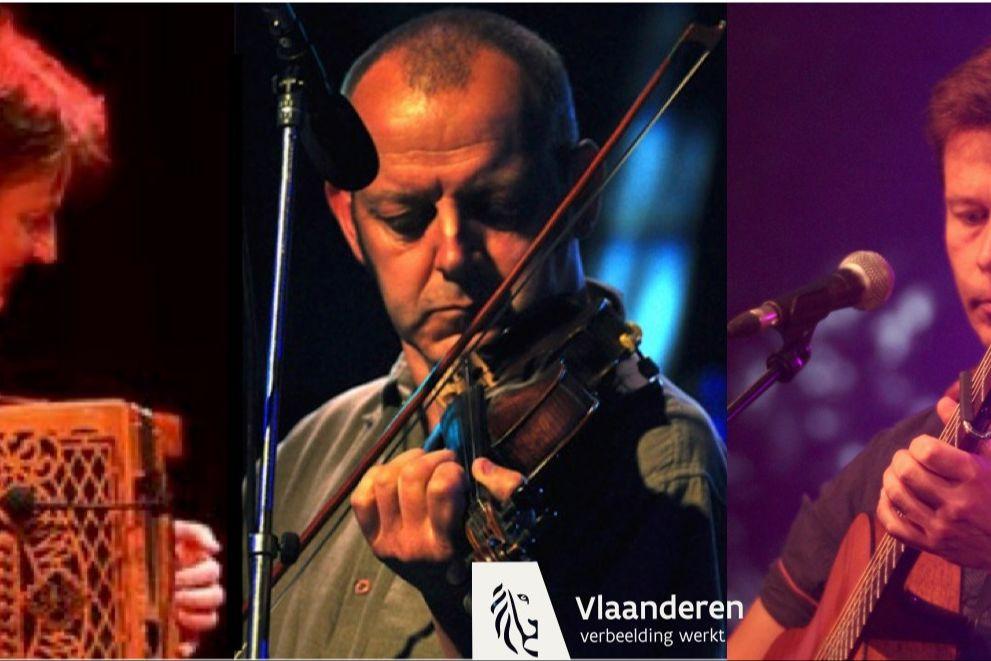 Julien Biget, Gerry Murray & Rudy Velghe