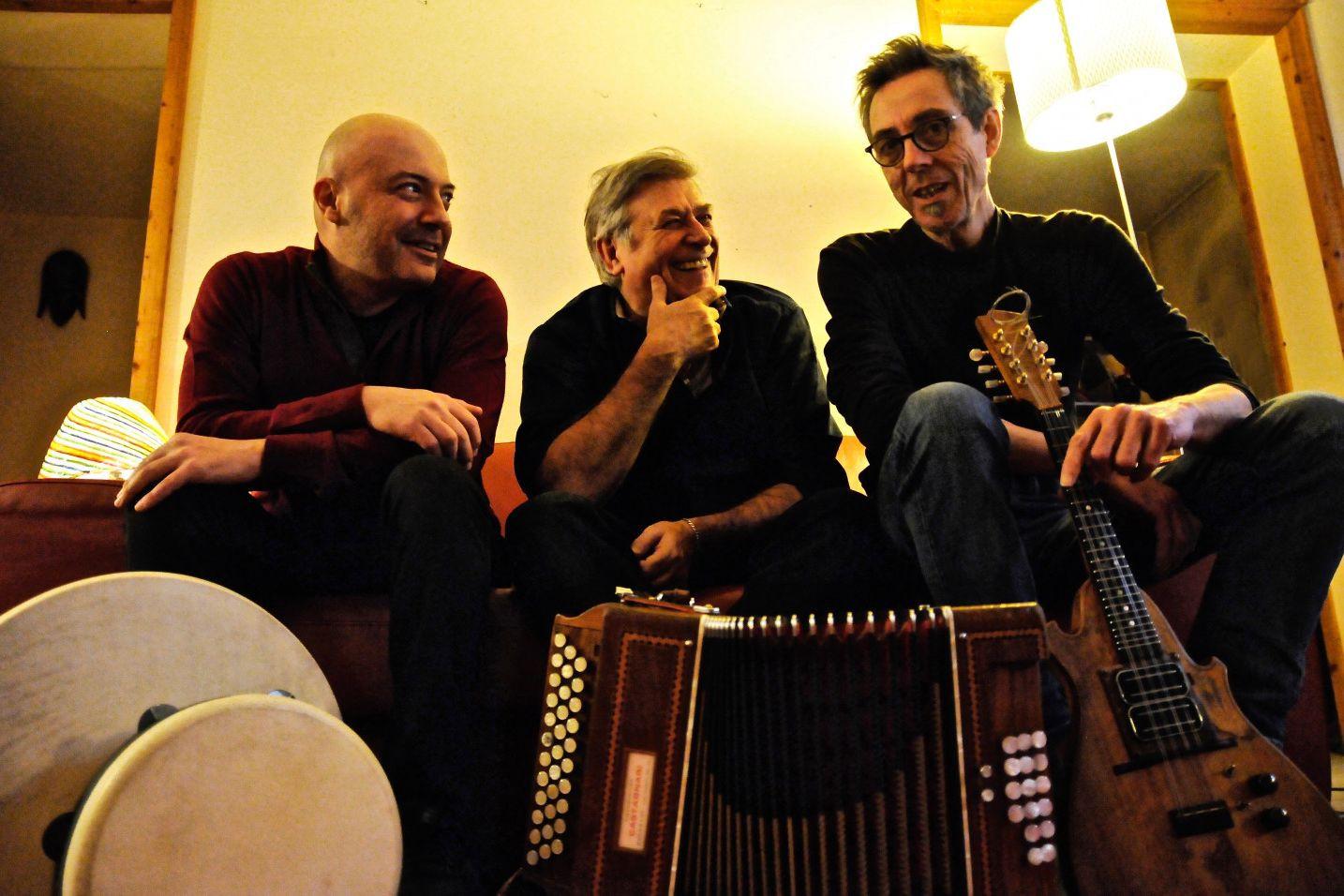 Tesi/Vaillant/Piccioni Trio (Uitgesteld)